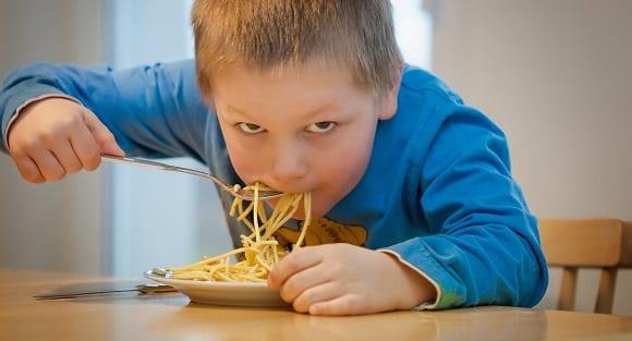 Manger équilibré pour un enfant est pareil que pour un adulte!