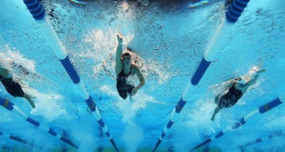 S'exercer en piscine contre la chaleur | Aquagym