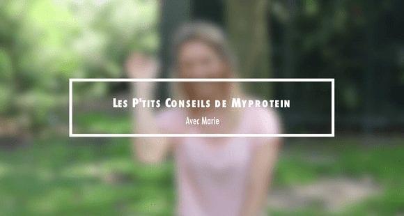 Les p'tits conseils Myprot' | Comment garder la ligne cet été