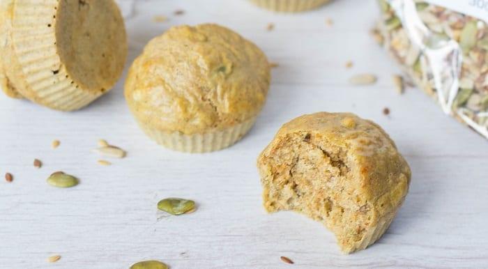 recette muffins salés