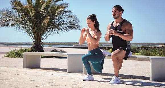 14 exercices de musculation au poids du corps.