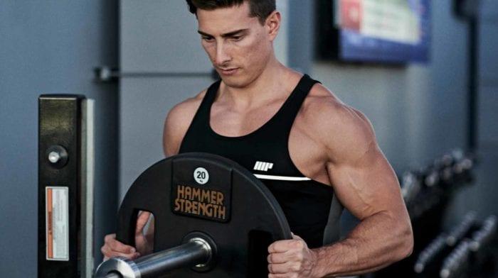 Programme d'entraînement spécial haut du corps