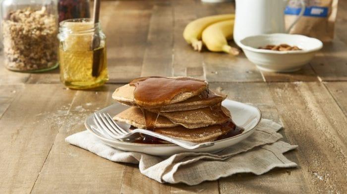 Les Pancakes Protéinés - La Recette de David Costa