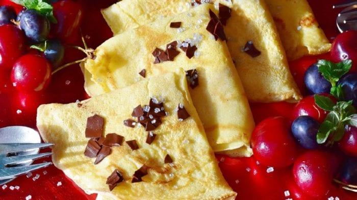 Recette de Pâte à Crêpes Protéinées