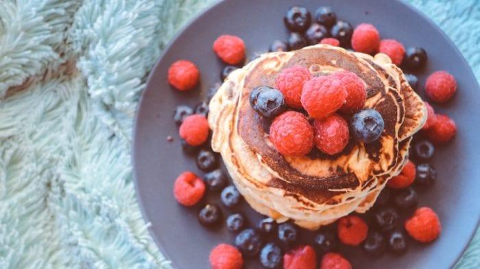 Pancakes Protéinés par Fitiscook