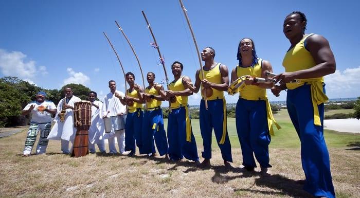 musique capoeira