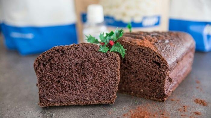 Cake au chocolat protéiné et healthy
