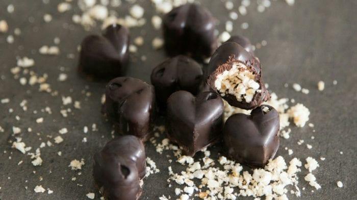 Des chocolats maisons pour la Saint-Valentin !