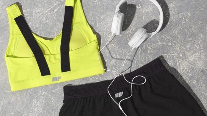 Vêtements de sport Myprotein  |  Les dernières nouveautés !