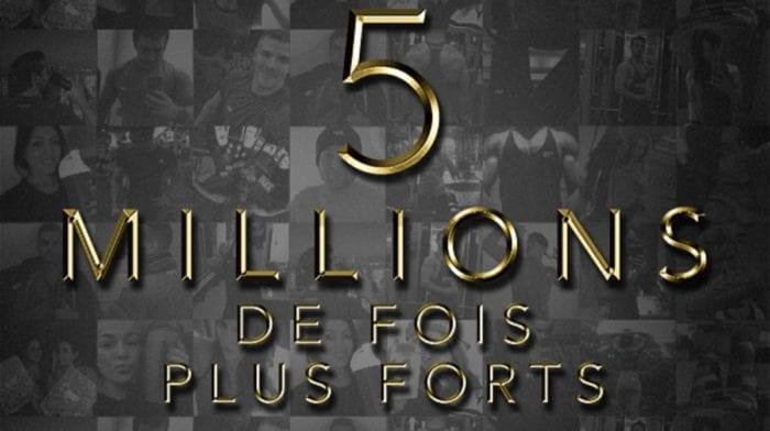 Une grande famille de 5 Millions!