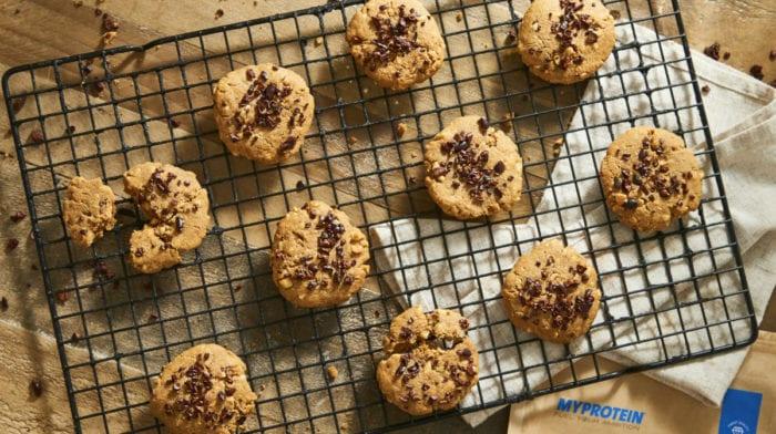 Cookies au beurre de cacahuète sans farine