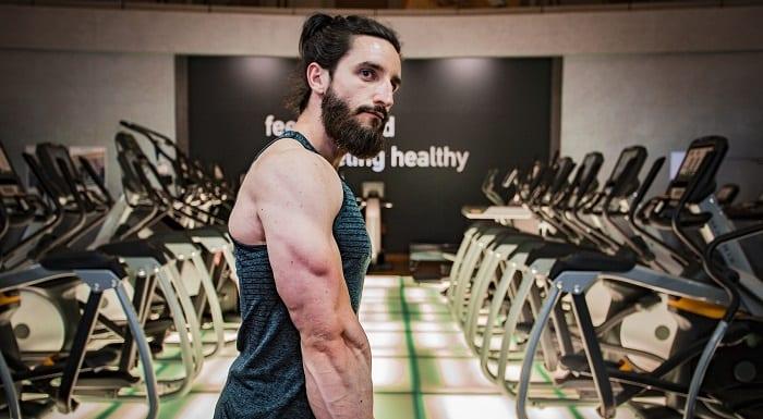 Lucas gouiffes triceps