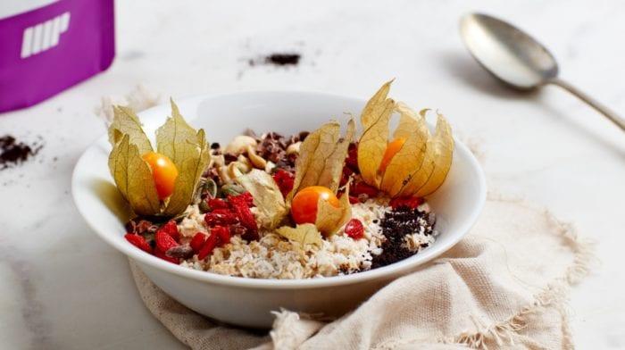 Flocon d'avoine – Active Women Superfood Porridge