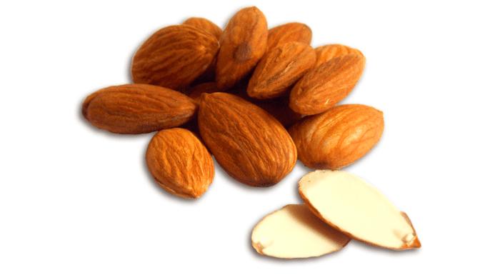 Barres de céréales aux amandes 100% healthy