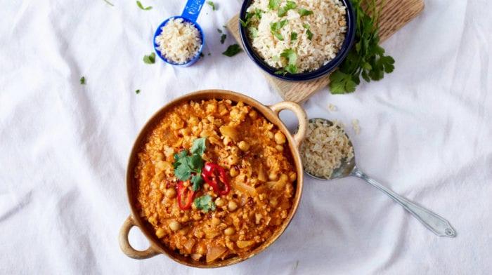Repas Vegan en 15 Minutes | Tikka Masala