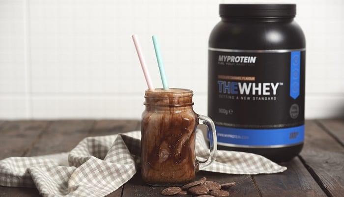 thewhey protéine supplément