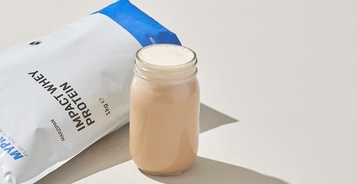 Protéine petit-déjeuner
