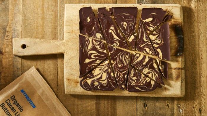Recette de tablette de chocolat et maca | 3 ingrédients