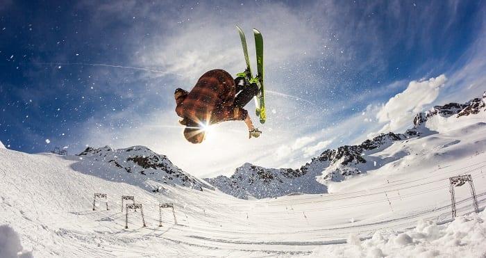 ski pour débutant