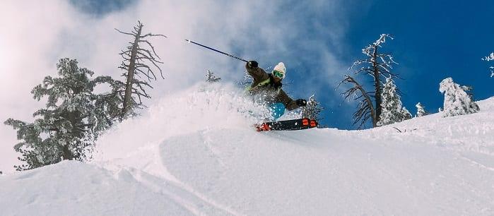 préparation, nutrition pour skieur