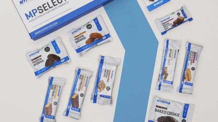 MYbarzéro, un snack concentré en protéines