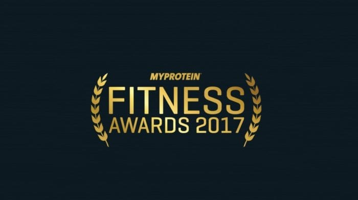 Myprotein Fitness Awards 2017 – Les Gagnants