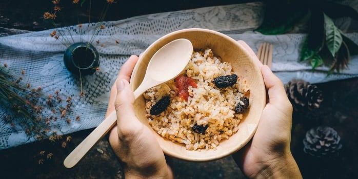 riz pour la prise de masse