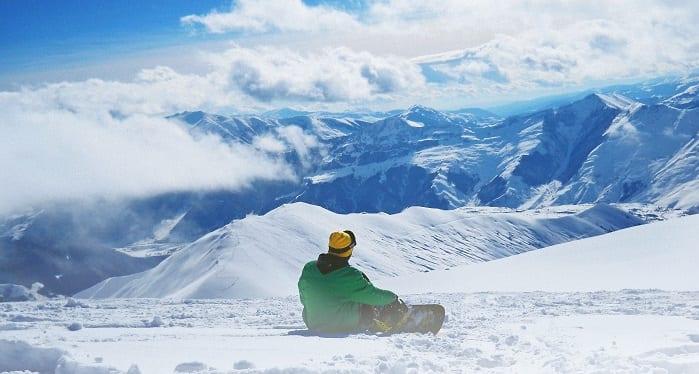 snowboard nutrition , équipement