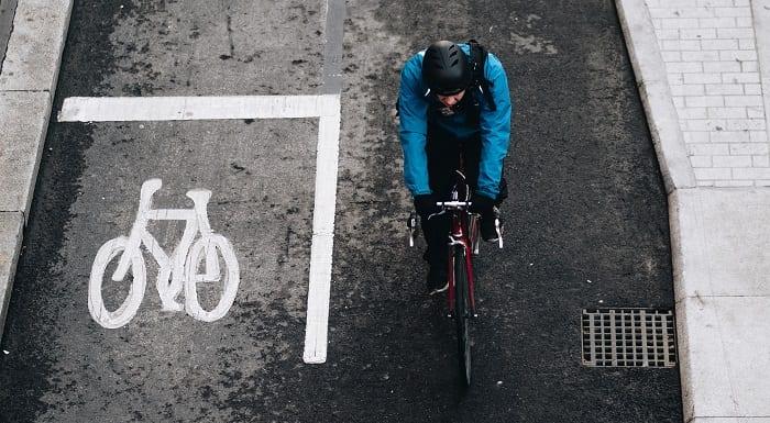 cyclisme en hiver, équiepement et nutrition