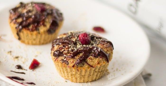 recette de muffin sans farine