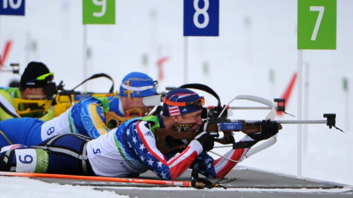 Programme biathlon : nutrition, entrainement, équipement