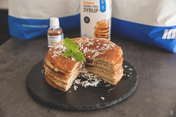 Pancakes Protéinés