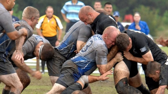 Programme musculation spécial Rugby