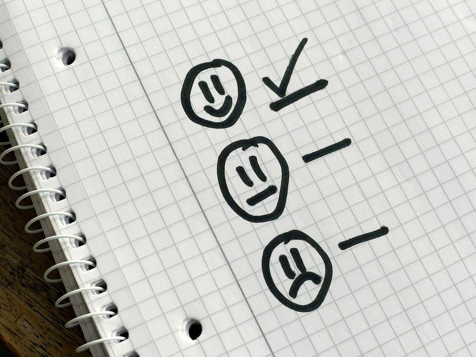 définissez votre liste de priorité pour faire face au stress