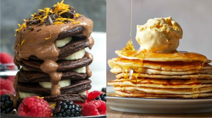 15 Recettes de Pancakes pour être Rassasié jusqu'au Déjeuner