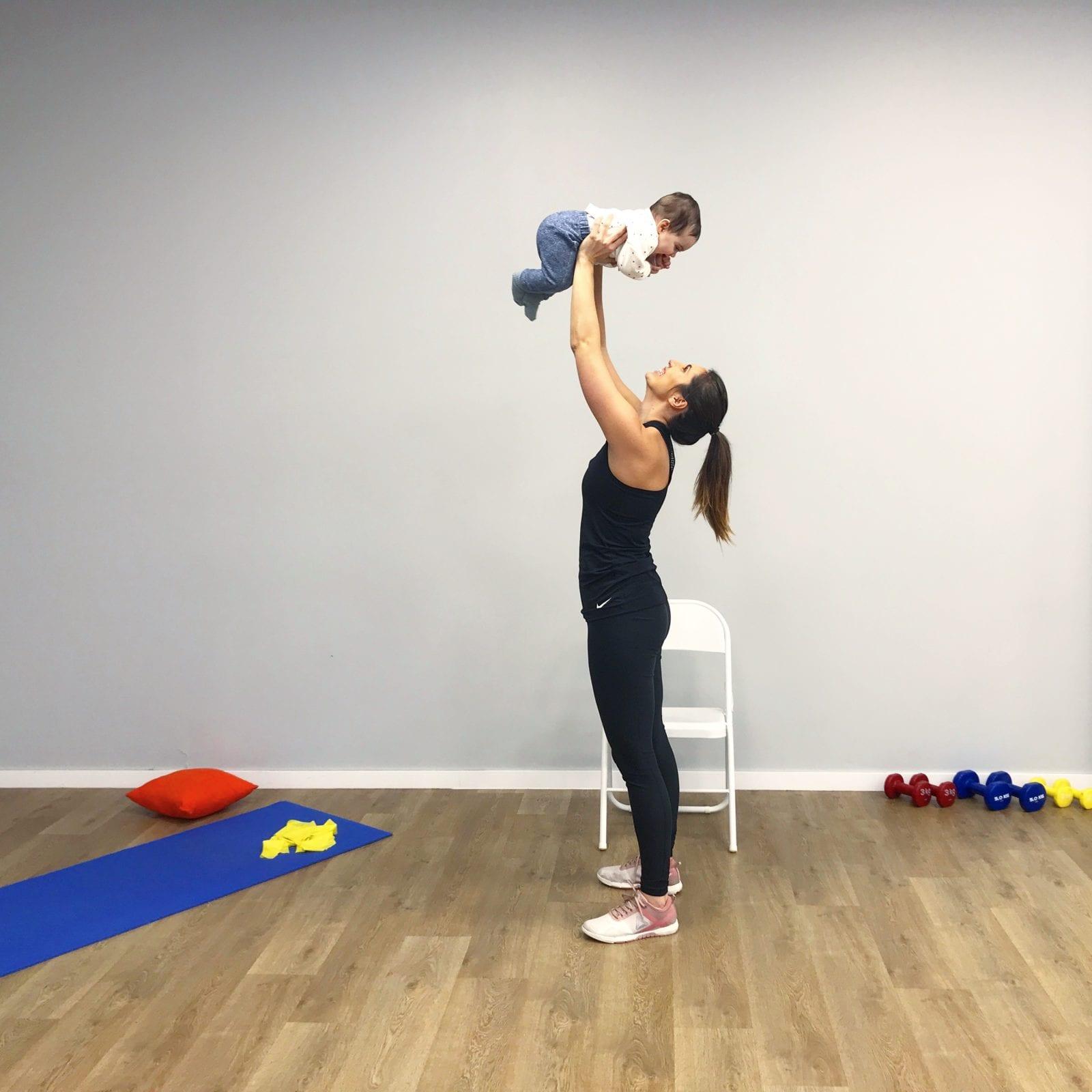 faites du sport pendant votre grossesse pour que bébé une fois né soit en meilleure santé