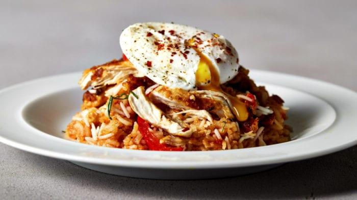 Jambalaya Poulet Cajun | Meal Prep