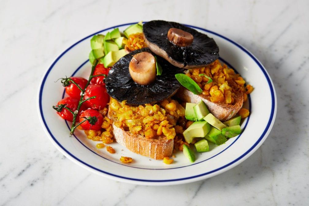 Recette de Petit Déjeuner Vegan Riche en Protéines