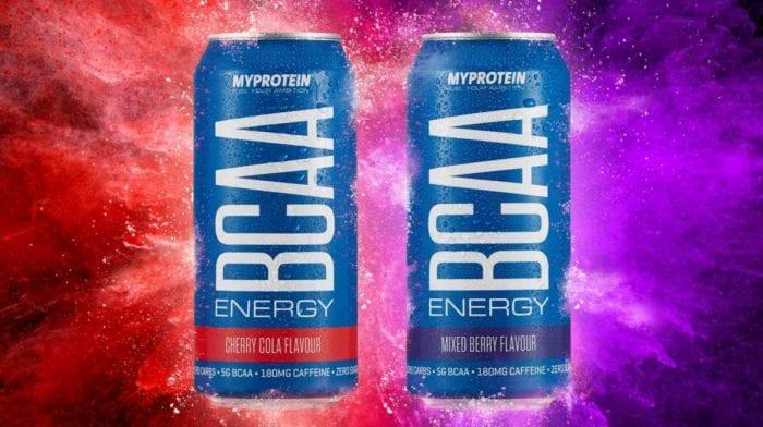BCAA Energy | Rafraîchissant. Revigorant. Reboostant.