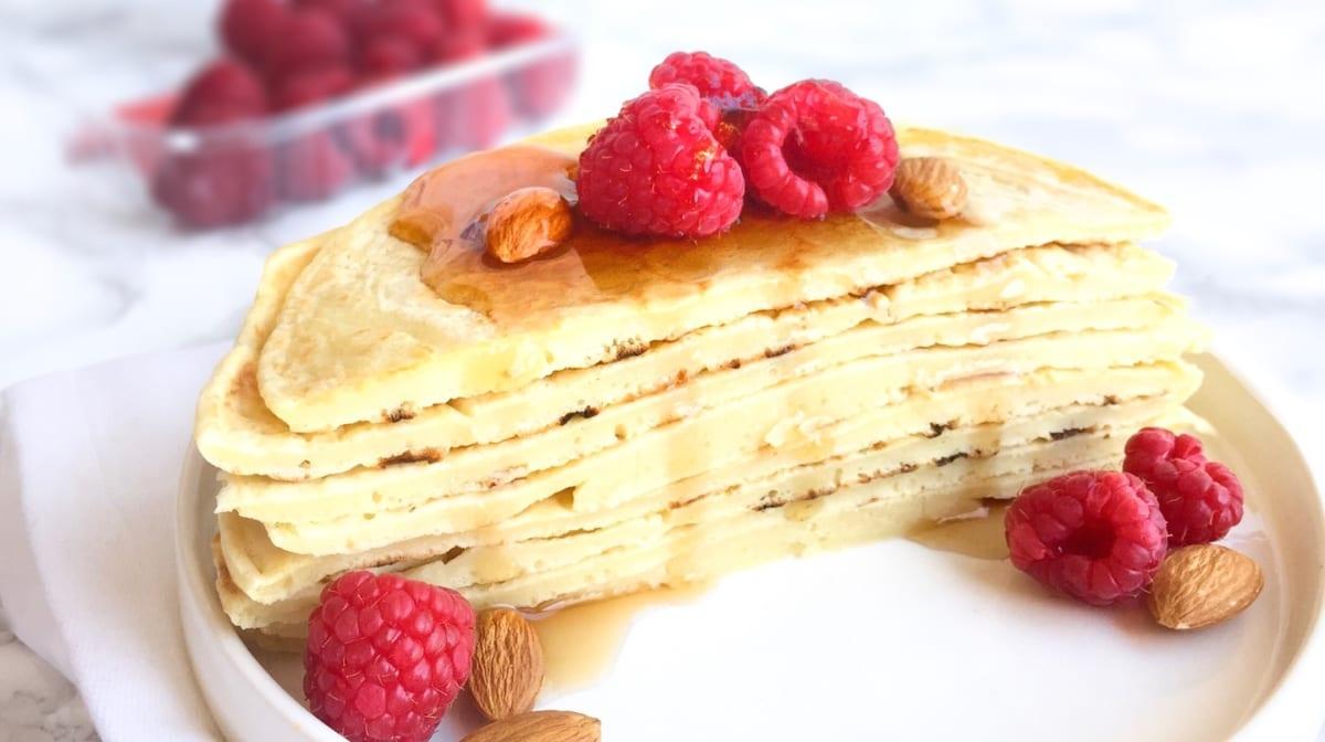 Recette | Pancakes sains à la banane