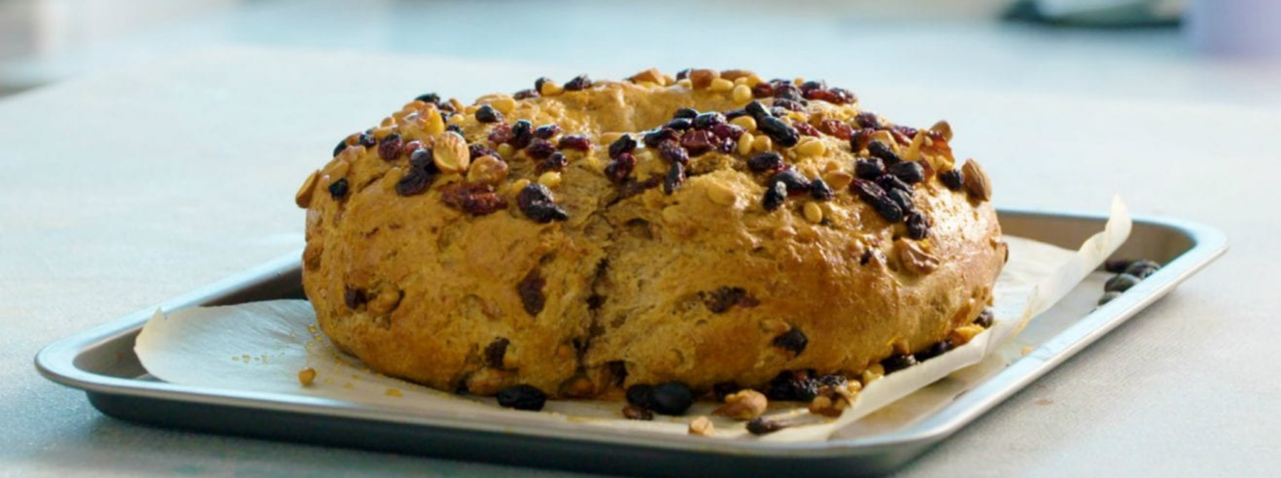 Gâteau de Noël Portugais – le Bolo Rainha