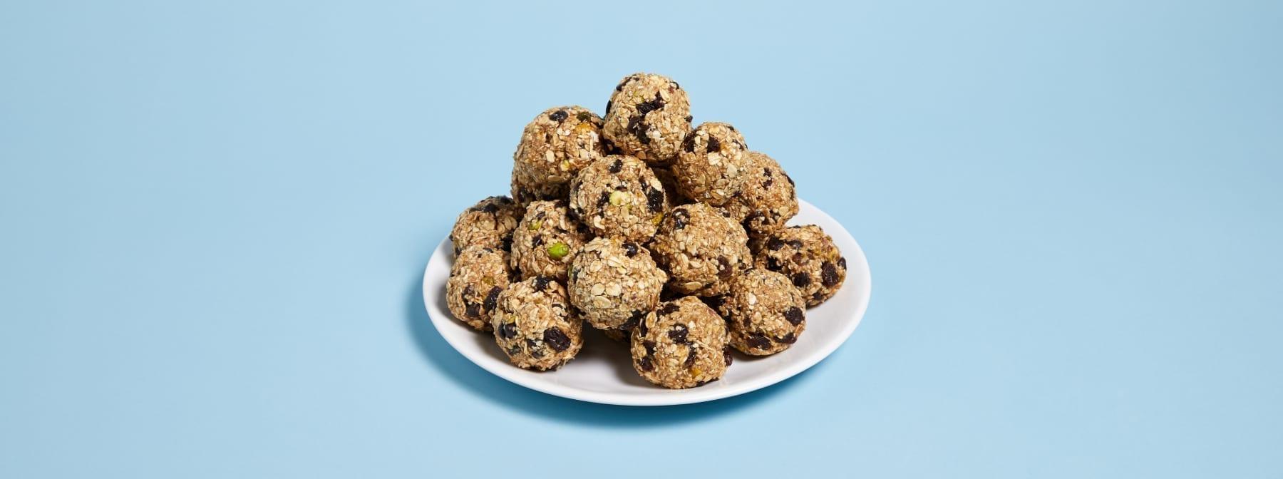 La seule recette de Protein balls qu'il vous faut!