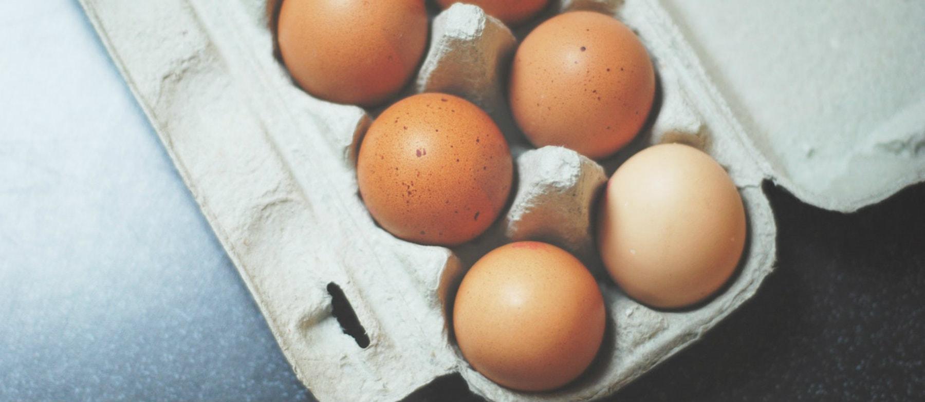 Paniers d'œufs salés à faible teneur en glucides | Recette Petit déjeuner & Déjeuner