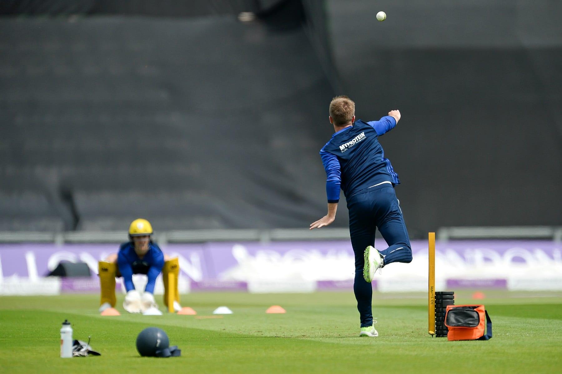 Cardio Vs. Musculation | Conseil d'entrainement du Hampshire Cricket