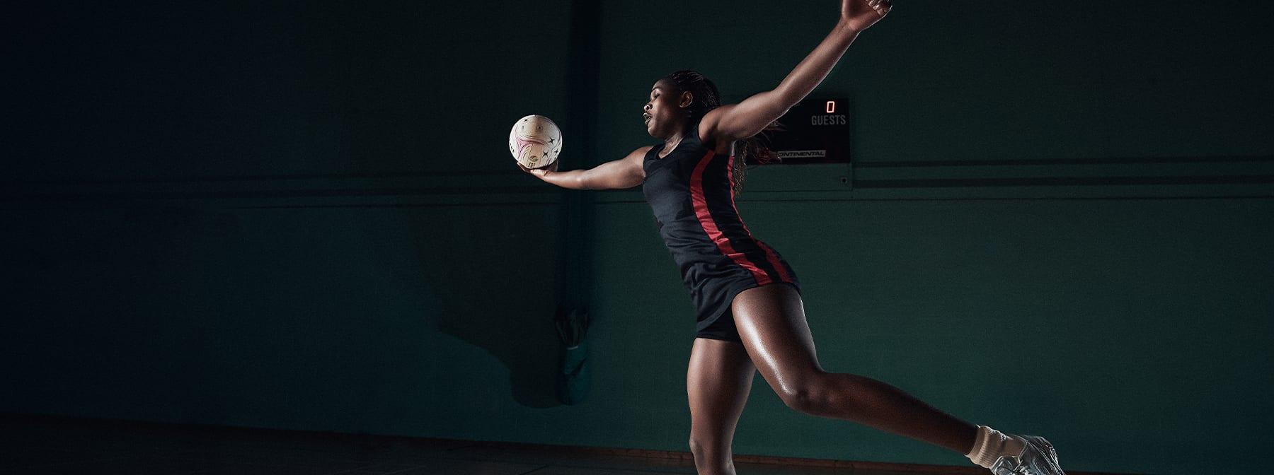 Du Malawi à Manchester | Apprendre à connaître la netballer Joyce Mvula