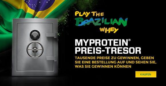 Der Myprotein Preis-Tresor