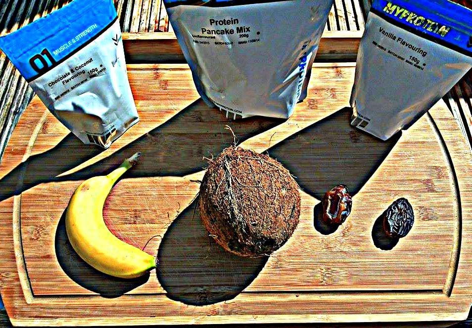 coconut pancake zutaten