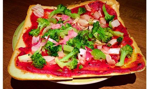 Gesunde-Myprotein-Pizza-4
