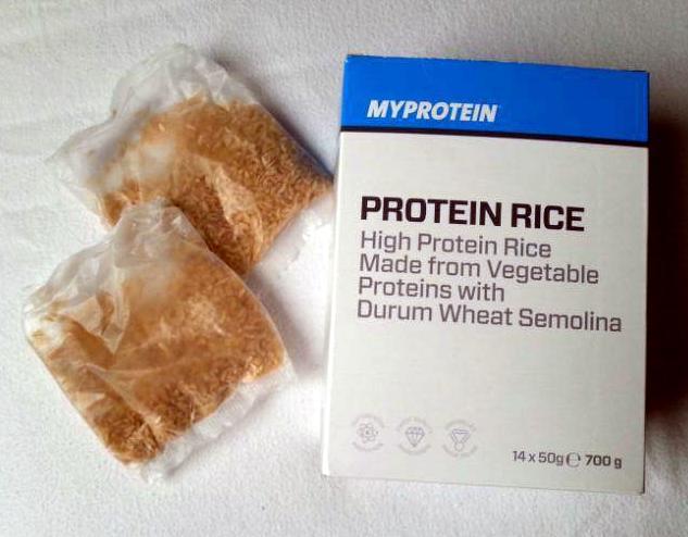 Myprotein Produktvorstellung: Protein Reis