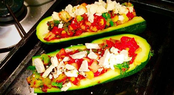 Zucchini-Schiffchen-2